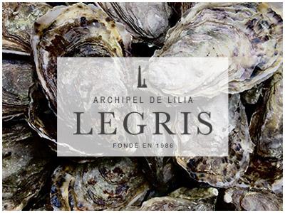 Huîtres Legris